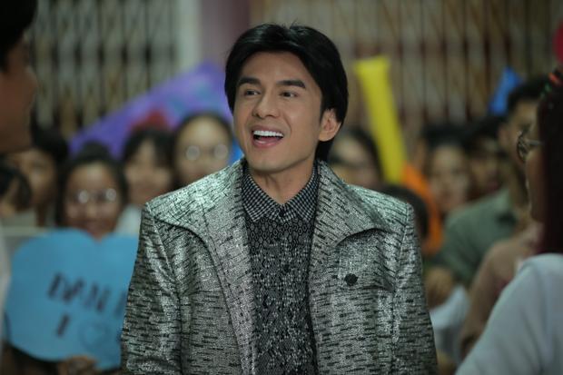 Anh Bo Đan Trường là thần tượng âm nhạc của Hà Vy.