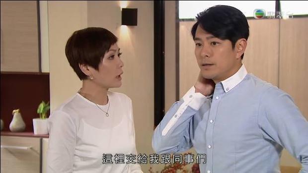 """Tiêu Chính Nam và Điền Nhụy Ni đóng chung với nhau trong """"Cự luân"""" phần 1&2"""