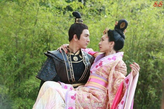 """Mã Quốc Minh thủ vai Nhậm Tam Thứ - là tình cũ của Thái tử phi Vương Trân (Hồ Định Hân) trong """"Thâm Cung kế"""""""