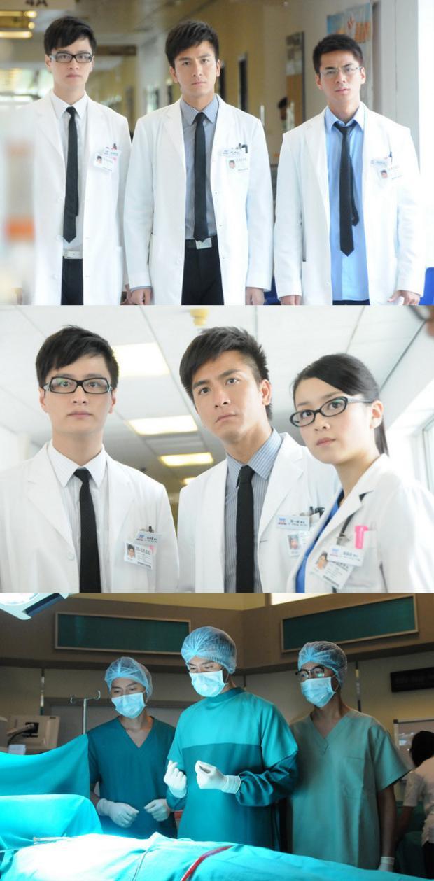 """Vai bác sĩ Trương Nhất Kiện trong """"Sứ mệnh 36 giờ"""" đưa Mã Quốc Minh lên hàng tiểu sinh hạng A"""