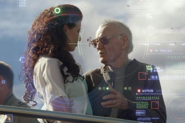 """Stan Lee là """"tên biến thái hạng A"""" mà Rocket nhắc đến trong Guardians of the Galaxy."""