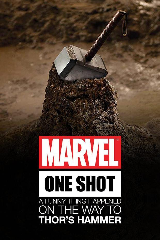 """""""A Funny Thing Happened On The Way To Thor's Hammer"""" là tựa phim dài nhất trong lịch sử của MCU."""
