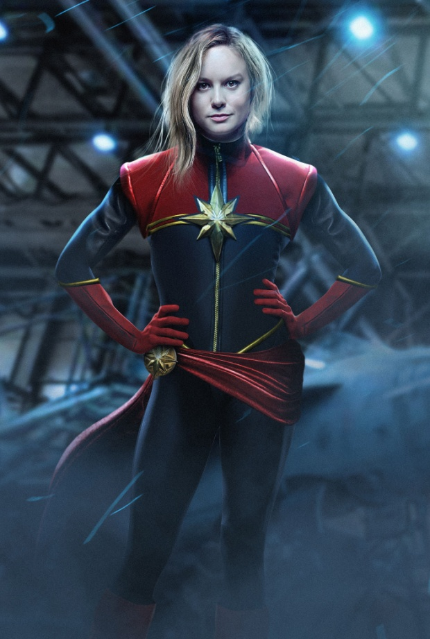 Captain Marvel sẽ có phim riêng vào ngày Quốc tế Phụ nữ năm sau.