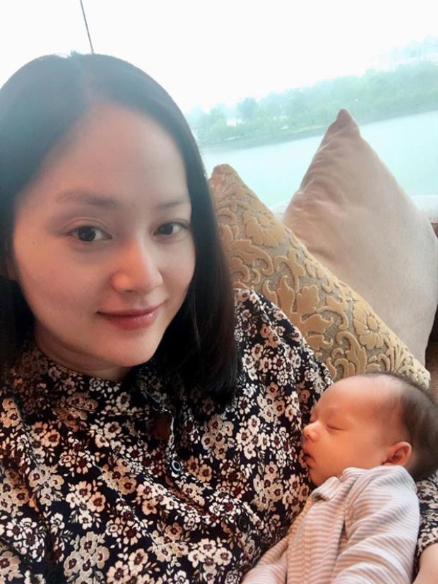 Con gái Lan Phương tên là Lina Linh, sinh ngày 15/5/2018. Sau khi sinh, cô bé được da tiếp da với bố David Duffy.