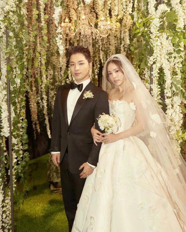 Taeyang phải thực hiện nghĩa vụ quân sự sau khi kết hôn nên không có nhiều thời gian dành cho vợ.