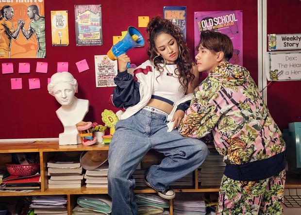 Lou Hoàng sẽ cùng Cara trở lại Vpop bằng một sản phẩm mang đậm phong cách tuổi học trò ...