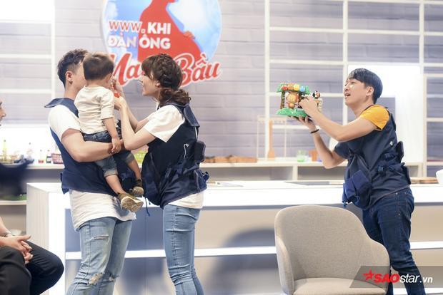Gia đình Kỳ  Vĩ chuẩn bố mẹ hoàn hảo  Hương Giang xúc động muốn đóng băng khoảnh khắc được gọi mẹ!