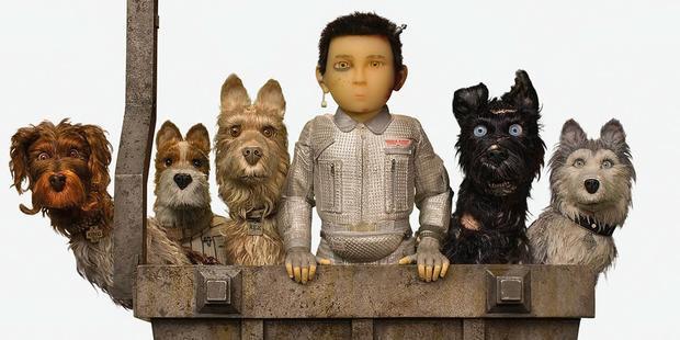 Đảo của những chú chó: Phim dành cho người yêu thích cún và thể loại hoạt hình stop motion