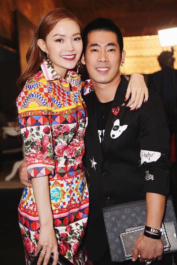 Travis và Minh Hằng từng là đôi bạn thân đáng ngưỡng mộ trong showbiz.