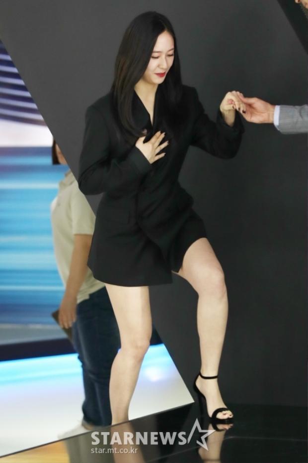 Lee Seung Gi  Krystal toả sáng, Choi Si Won 'sánh đôi' cùng Lee Jin Wook tại sự kiện
