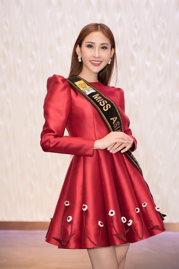 Đại diện Việt Nam tại Miss Asia World 2018 - Chi Nguyễn.