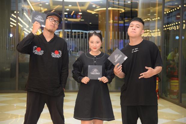 Quán quân Sing My Song 2018 - Lộn Xộn Band.