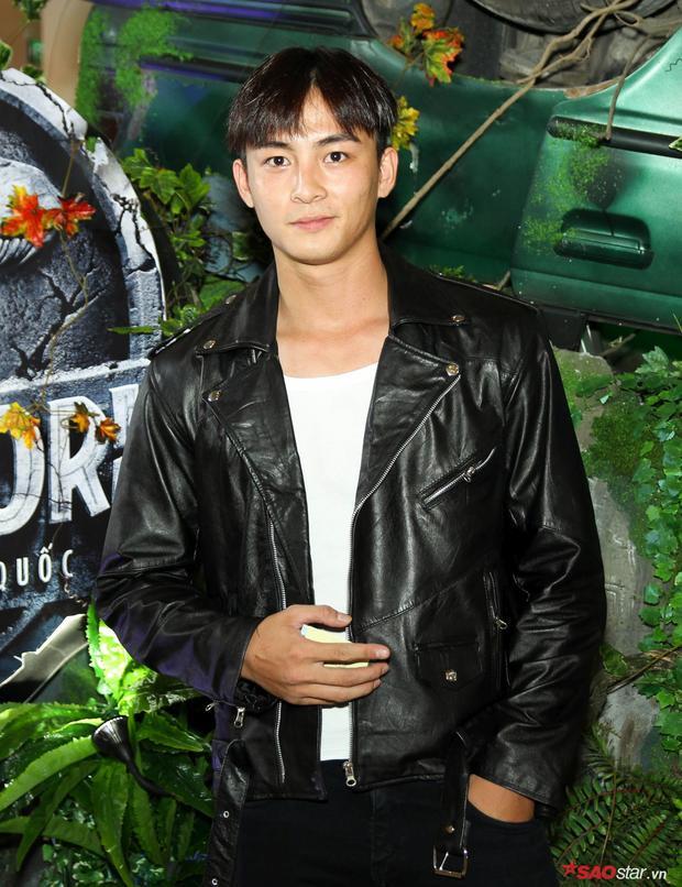 Lãnh Thanh - Nam diễn viên từng tạo được thiện cảm khi vào vai Khang - anh trai của Hiểu Phương (Hoàng Yến Chibi) trong Tháng năm rực rỡ.