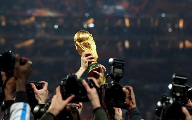 Hôm nay, VTV chính thức ký bản quyền World Cup 2018.