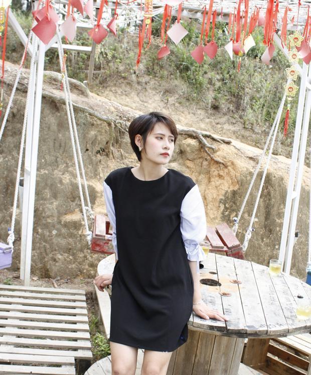 Cô bạn tâm sự, danh hiệu Á quân Nét đẹp sinh viên cũng là một động lực lớn giúp Nguyên nỗ lực hoàn thiện bản thân nhiều hơn.