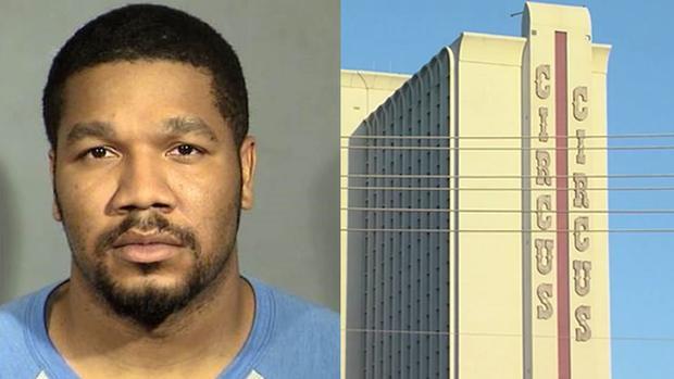 Nghi phạm Julius Trotter. Ảnh: Cảnh sát Las Vegas