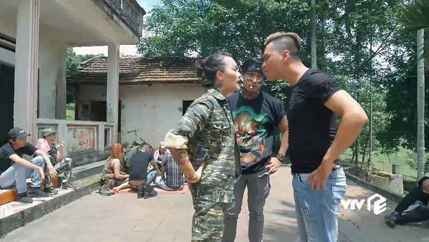 Người phán xử tiền truyện: Chị đại Vân Dung chửi xối xả, tát thẳng mặt Việt Anh ngay lần đầu gặp mặt