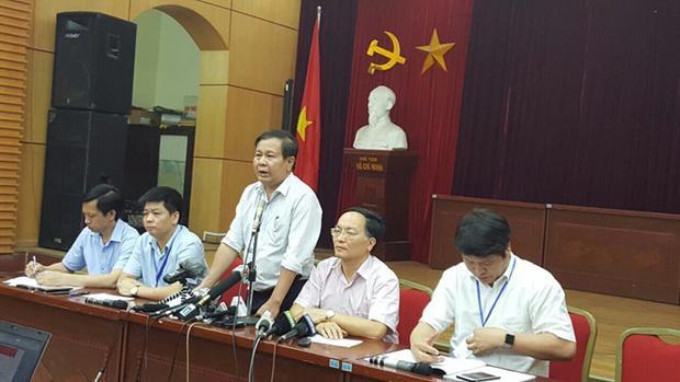 Sở GD-ĐT Hà Nội đã tổ chức cuộc họp khẩn liên quan đến vụ việc. Ảnh: Zing.