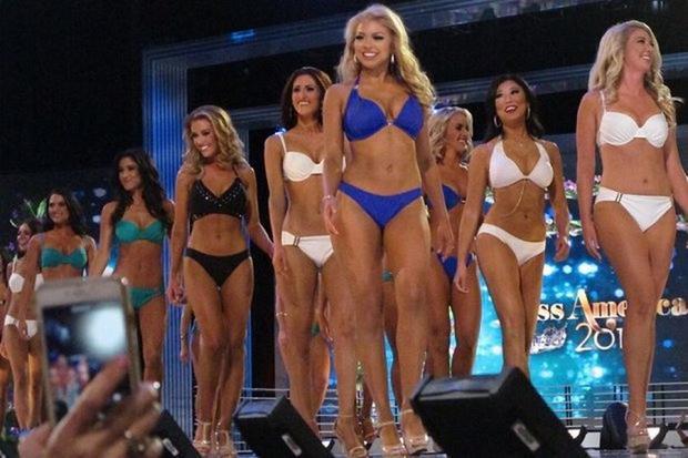 Hoa hậu Mỹ sẽ loại bỏ phần thi bikini tại cuộc thi năm nay.