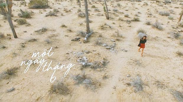 Trình làng tác phẩm đầu tay đầy tình cảm và MV đẹp rực rỡ tại California, hy vọng đây sẽ là một khởi đầu tốt đẹp của cô nàng trong bước đường hoạt động nghệ thuật chuyên nghiệp.
