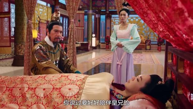 Tập 15 Thâm cung kế: Thái tử phi sảy thai, Thái Bình công chúa trúng độc thổ huyết