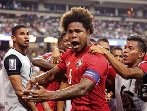 ĐT Panama vùa có lần đầu giành vé tham dự VCK World Cup
