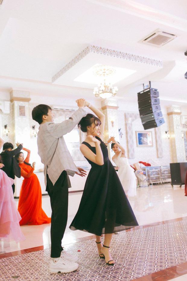 Khiêu vũ, phần quan trọng nhất của bữa tiệc prom