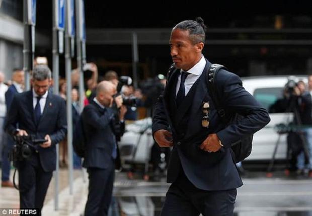 Trung vệ Bruno Alves trở thành cầu thủ nhiều tuổi nhất của đội tuyển Bồ Đào Nha thi đấu tại World Cup 2018.