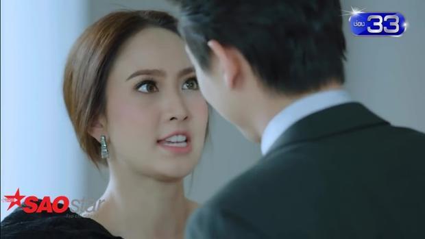 Phim ngược của James Jirayu và Taew Natapohn thả thính cực nặng: Nếu cô tát thì tôi sẽ hôn cô đấy