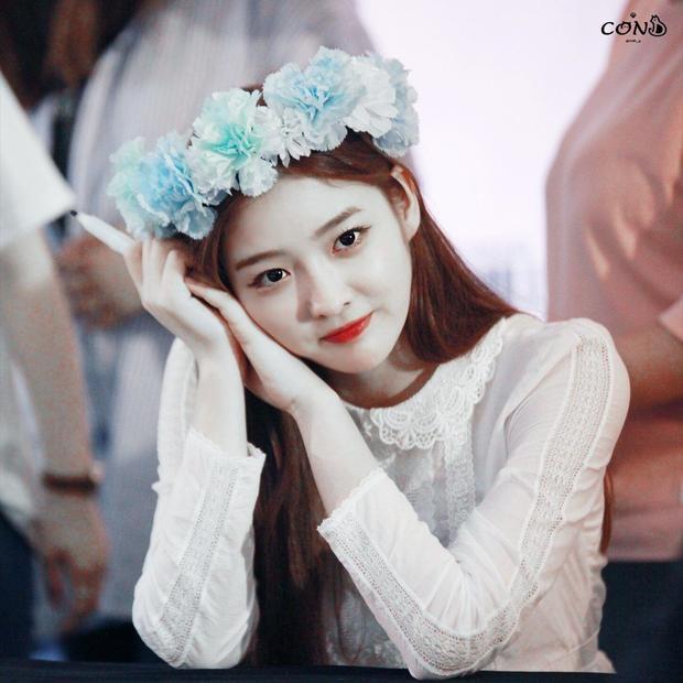 DIA vừa có sự xáo trộn đội hình từ 9 xuống còn 8 thành viên bởi sự ra đi của EunJin vì lí do sức khỏe.