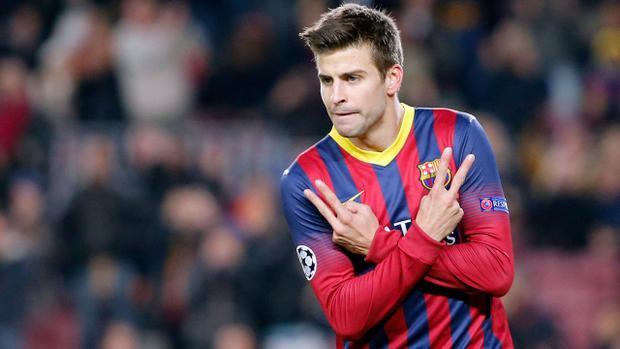 Gerard Piqué Bernabeu là một cầu thủ bóng đá người Tây Ban Nha, hiện là trung vệ của FC Barcelona.