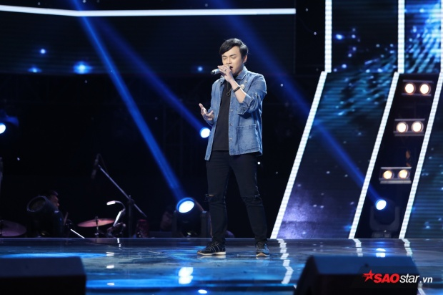 HLV Lam Trường phấn khích trước thí sinh có giọng hát giống HLV Noo Phước Thịnh