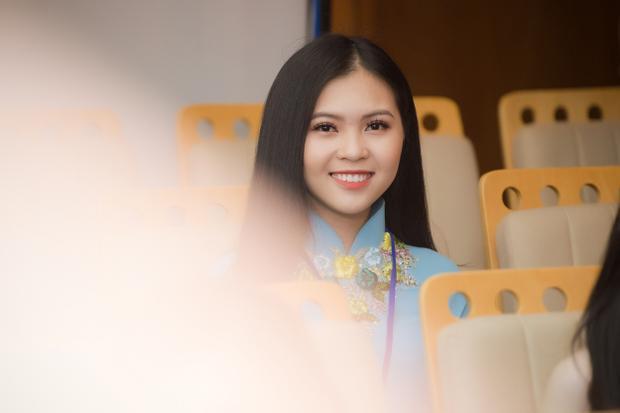 Thí sinh Đinh Thị Quỳnh Giang.