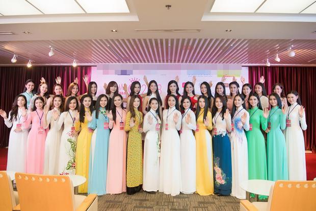 31 thí sinh đi tiếp vào vòng chung khảo phía Nam Hoa hậu Việt Nam 2018.