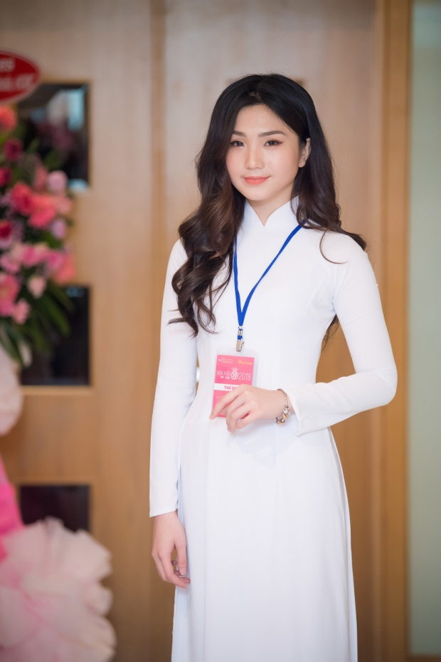 Thí sinh Nguyễn Thị Thu Tâm.