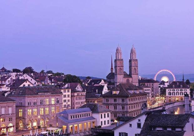Nơi đây được coi là cái nôi tài chính của Thụy Sĩ.