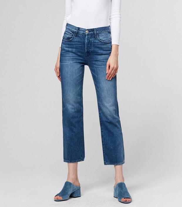 Để mặc quần jean 5 năm vẫn như mới, chị em nhớ học ngay 4 câu thần chú này