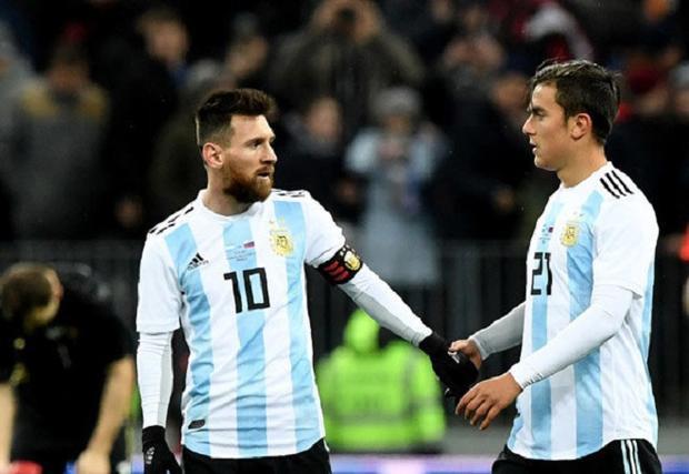 Dybala trở thành tương lai của đội tuyển Argentina