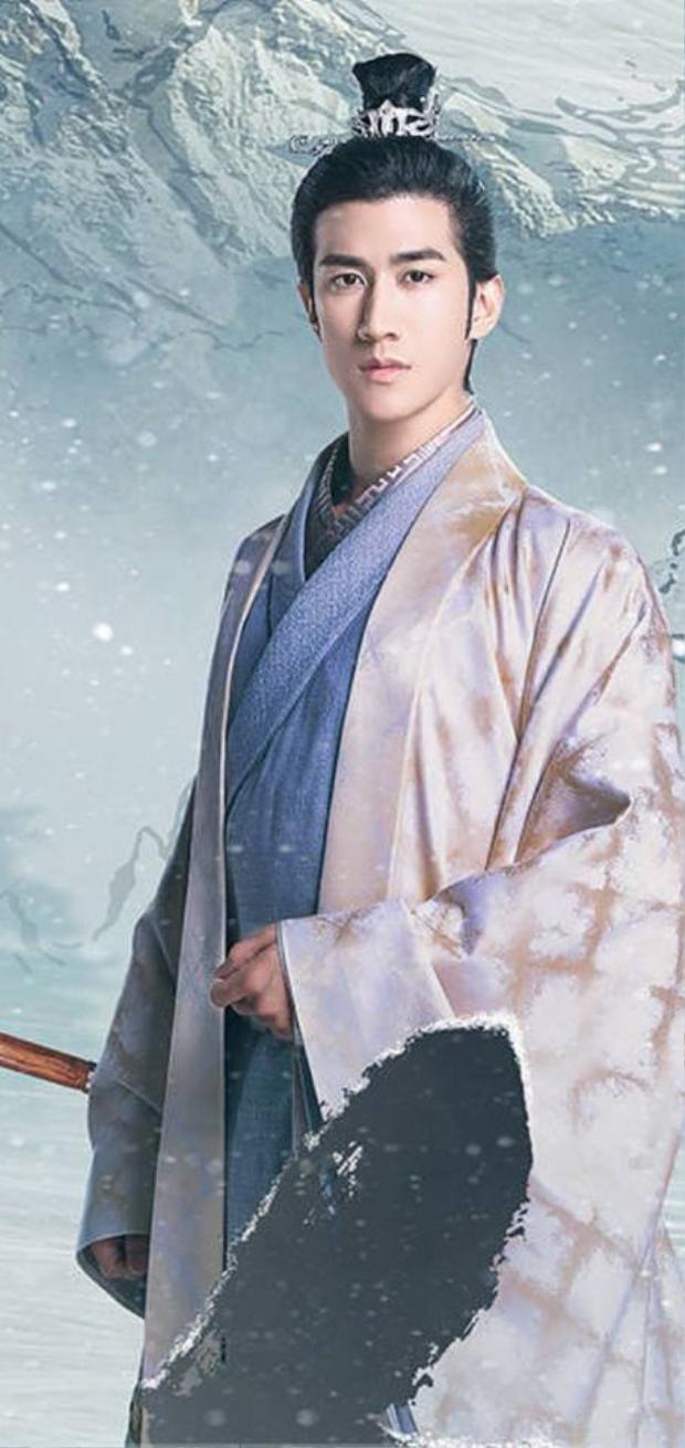 Lý Trị Đình vào vai Ly Vương Tông Chính Vô Ưu