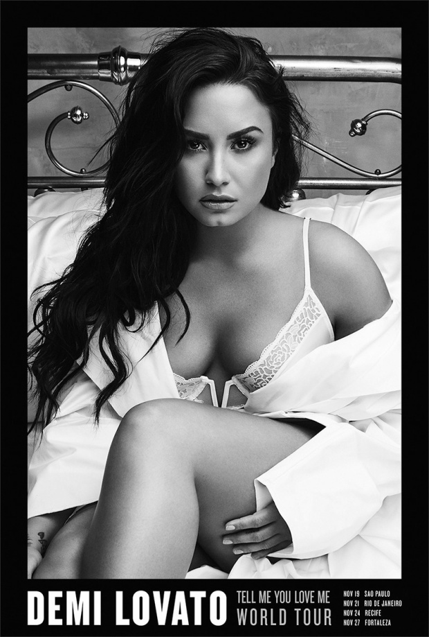 Demi Lovato nối gót kẻ-mà-ai-cũng-biết-là-ai-đấy bùng show trước 45 phút!