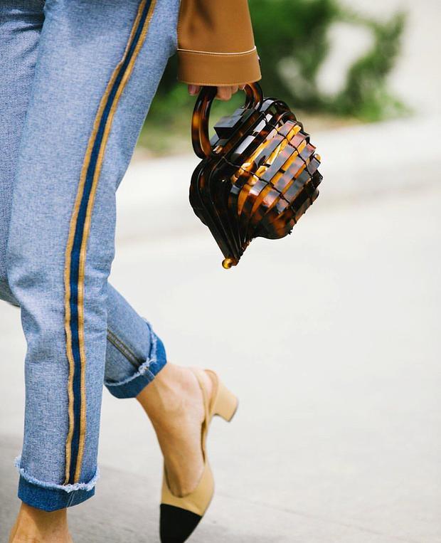 Túi nan tre  đối thủ của túi cói hay ho nhất hè này bạn có chưa?