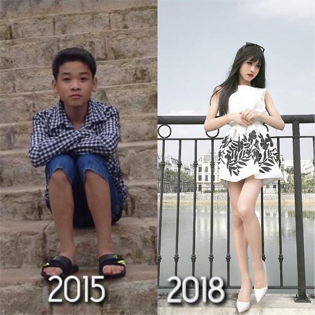 Cao Thanh Tùng thay đổi khó tin.