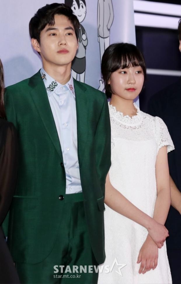 Su Ho và Hwan Hee.