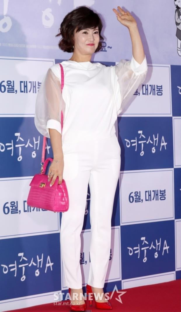 Kim Hye Sun.