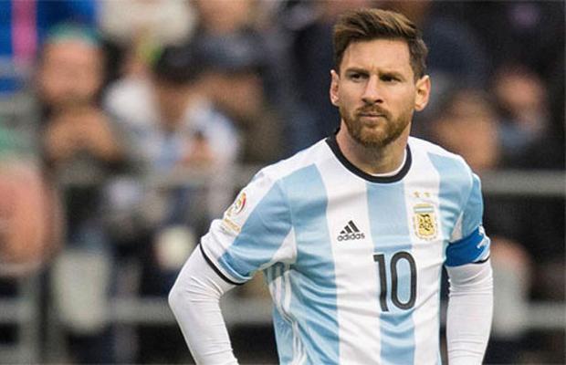 = 1. Lionel Messi - Argentina: Tỷ lệ cược (đặt 1 ăn 10).