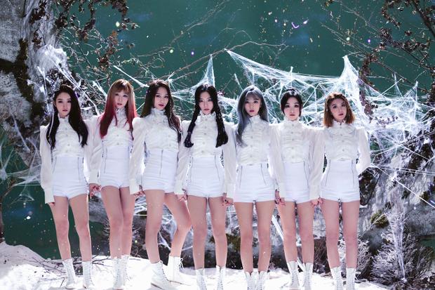Cuối cùng trong danh sách các ca sĩ Hàn Quốc tham gia chương trình lần này là 7 cô gái Dreamcatcher. Girlgroup này từng biểu diễn trong concert kỉ niệm 25 năm thiết lập mối quan hệ Việt - Hàn diễn ra hồi tháng 11/2017, tại Hồ Chí Minh cùng với T-ara, TEEN TOP,…
