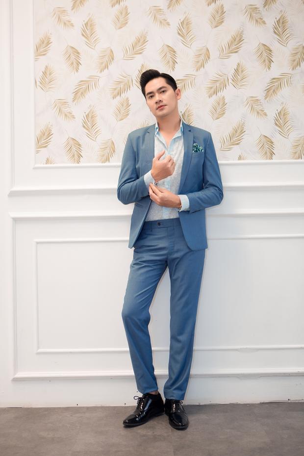Trước khi tham gia nghiệp diễn xuất, Minh Luân từng là một người mẫu sáng giá của làng thời trang.