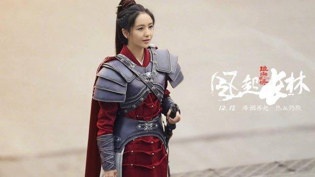 Sự kết hợp hoàn mỹ giữa nhan sắc và diễn xuất của Hoàng Hiên và Đồng Lệ Á trong Quan hệ hoàn hảo
