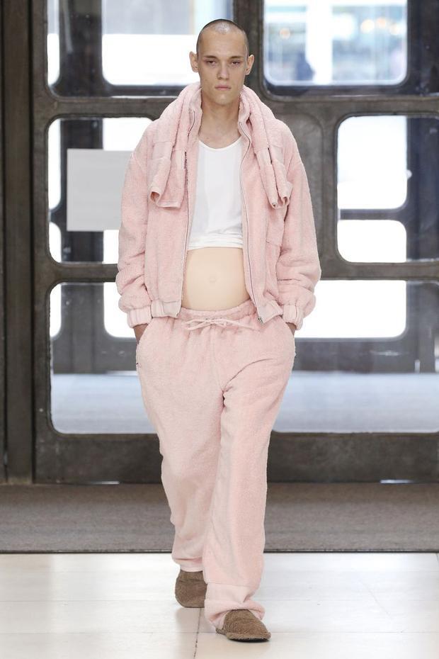 Đây là bộ sưu tập thời trang nam từ nhà thiết kế nổi tiếng Xander Zhou.