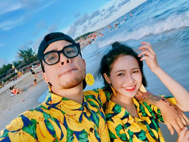 Bức ảnh cặp đôi khoe trên trang cá nhân nhận được nhiều lời chúc của dân mạng. Ảnh: FBNV.